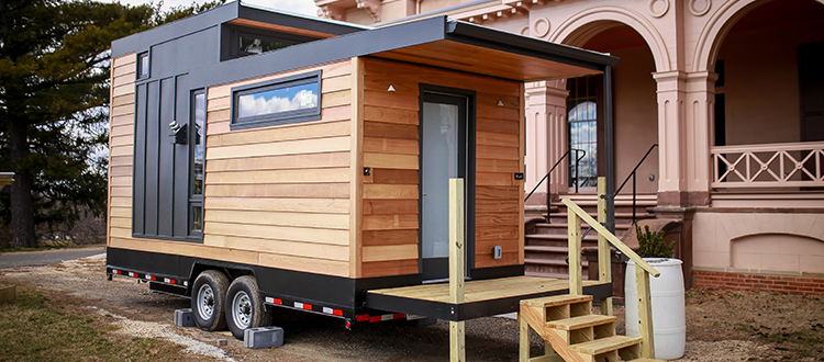 You Are Donating To Civic Works Tiny House